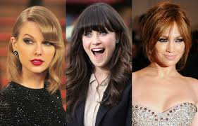 Best Celebrity Bangs Hairstyles 2017 | Hairdrome.com