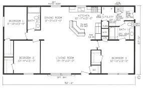 Single Wide Mobile Home Floor Plans 2 Bedroom Mobile Home Blueprints 3 Bedrooms Single Wide 71 Northern