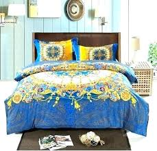 boho twin bedding bedding bedding set bedding sets full blue bohemian bedding set queen king size boho twin bedding