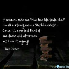 Best Darkchocolate Quotes Status Shayari Poetry Thoughts