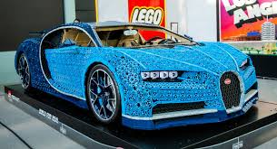 Grand style, grand pace, and the name? Admit It You Want To Touch And Drive The Lego Bugatti Chiron Don T You Carscoops