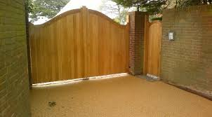 for s available wooden gates