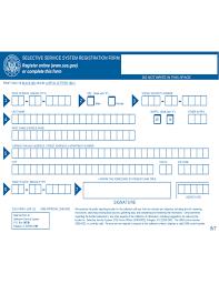 match register selective service