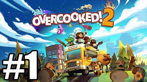 Overcooked 2 Gameplay Walkthrough Part 1 - Nintendo Switch ( No Commentary  ) - YouTube