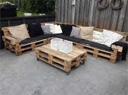 wooden pallet patio furniture. Wood Pallet Outdoor Furniture Elegant Lounge Set With Repurposed Euro Pallets Wooden Patio C
