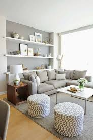 furniture color for small living room. grey living room - false creek condo by after design furniture color for small