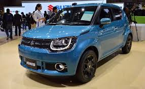 new car launches in january indiaMaruti Suzuki Ignis Expected to Launch in January 2017