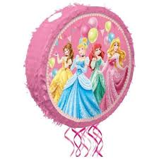 Disney | Princess Pinata Party Supplies Buy Online at Build a Birthday NZ