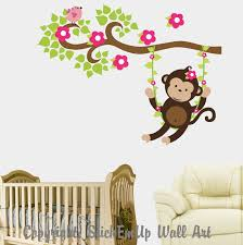 monkey wall decals free
