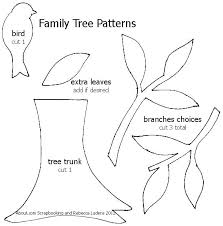 Free Easy Family Tree Template