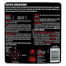 Meguiars D17001 Hyper Dressing 1 Gallon Give Your Cars Trim Pieces The Best Shine Gloss