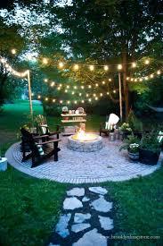 concrete patio with square fire pit. Patio Ideas: Concrete Designs With Fire Pit 18 Ideas For Your Backyard Square D
