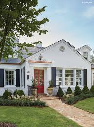 The White House My Favorite Exterior Paint Combinations La Dolce - Farmhouse exterior paint colors