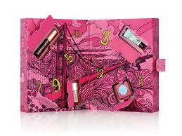 benefit cosmetics advent calendar 2017 winter wonderglam