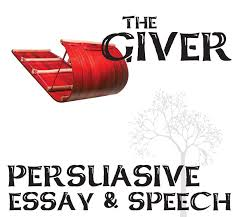 best teaching the giver by lois lowry images the  the giver essay prompts and speech w grading rubrics persuasive