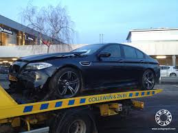 Coupe Series 2012 bmw m5 review : BMW M5 F10 involved in accident | BMW POST