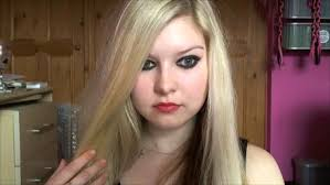 avril lavigne goodbye official video make up tutorial