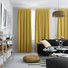 gold curtains living room. harrow mimosa gold curtains living room