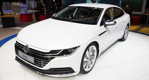 2018 volkswagen new models. perfect models new 2018 vw arteon fourdoor coupe is the ccu0027s more upscale replacement for volkswagen new models o