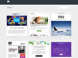 Gallery Design Html Email Design Inspiration Top 10 Sources For Top Inspiration