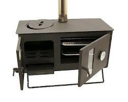 outbacker firebox range oven portable
