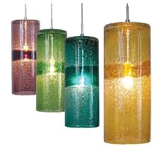 hand blown lighting. JESCO 1-Light Hand-Blown Glass Pendant With Canopy Hand Blown Lighting A