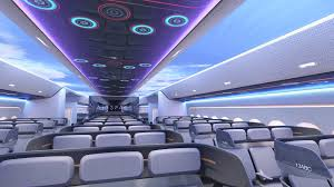 Airbus Focuses On Connected Cabin Innovations And Long Range