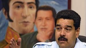 Maduro, Chavez, Bolivar...