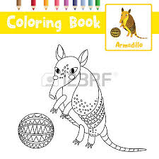 Small Picture 96 Armadillo Animal Clipart Stock Illustrations Cliparts And