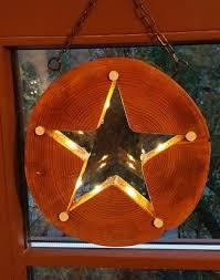 Weihnachtsstern Fensterdeko Advent Weihnachten Deko Holz