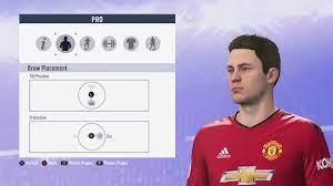 Ander Herrera - FIFA 19 - Look alike - Virtual Pro - Club - YouTube