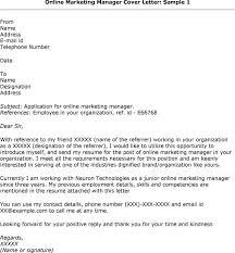 Resume Sample Cover Letter For Online Application Best