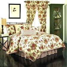 french country bedding quilts bedroom pattern duvet covers sets blue toile