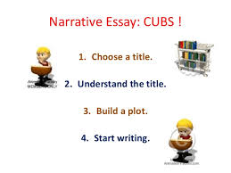writing narrative essay plot narrative essay