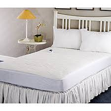 Warm and Cozy Plush Queen-size Heated Electric Mattress Pad Shop