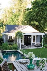 247 best Pool house images on Pinterest Cottage Future house and