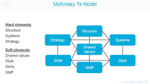 mckinsey 7 s model accounting college