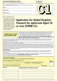 Citizenship Application Form Gorgeous P48 Passports And Visas Megan's Travel