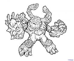 Small Picture Skylanders Coloring Pages Printable Skylander Coloring Pages To