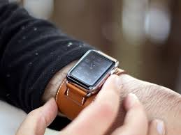 this is the apple watch hermès cuff imore