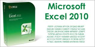 Free Windows 2010 Microsoft Excel 2016 2013 2010 2007 Activation Key Free