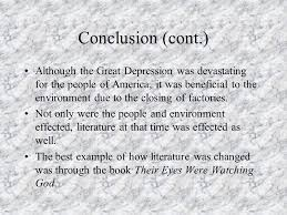 the great depression america during the s by drew lascoskie  22 conclusion in conclusion the great depression lasted the