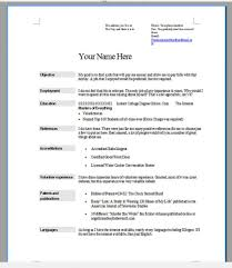 Job Resume Cover Letter Job Resume Tips Choose The Right Format