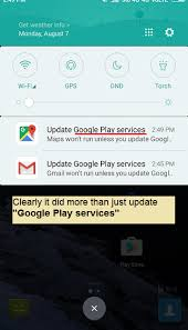 Google Play Customer Service Google Play Services For Instant Apps Downloads Installs Itself