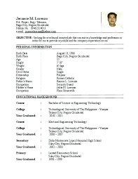 sample resume for civil site engineer residential structural ...