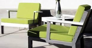 modern metal furniture. Image Of: Modern Metal Patio Furniture Aluminum K