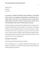 corporate social responsibility between companies and their  4 pages bus510 module 6 essay 02192013