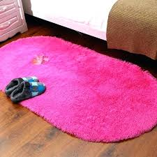 oval rugs for living room hot pink carpet runner fashion party silk wool fabric oval rug
