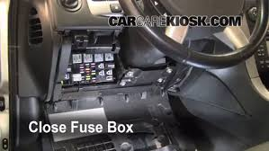 2001 mazda mpv fuse and relay boxes diagram quick start guide of u00f3n de caja de fusibles interior en pontiac gto 2004 2006 2004 pontiac gto 5 7l v8 mazda mpv oxygen sensor location 2001 mazda protege fuse diagram