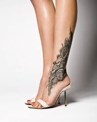 Motiv Tetování Na Kotník 39